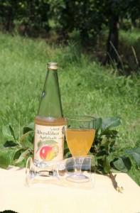 Apfel-Zwetschensaft